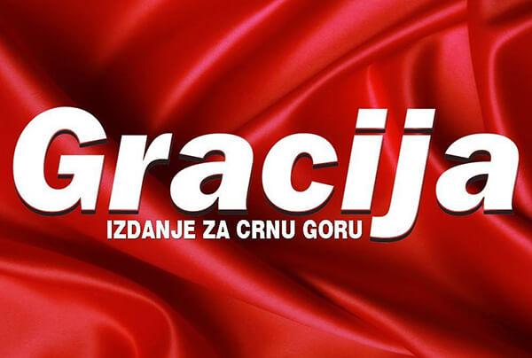 Magazin Gracija Crna Gora
