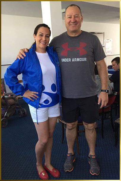 Robin Brooke i Vanja